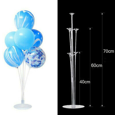 Balloon Base Table Support Holder Cup Stick Stand Birthday Party Accessories
