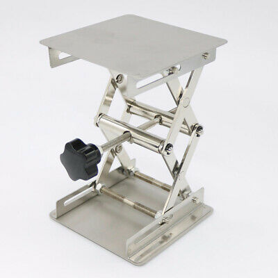 Drill Lift Table Bench Lifter Lifting Router Shank Lab Platform For Experiment