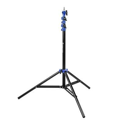 Flashpoint Pro Air-Cushioned Heavy-Duty Light Stand (Blue, 7.2') #FP-S-7-BL