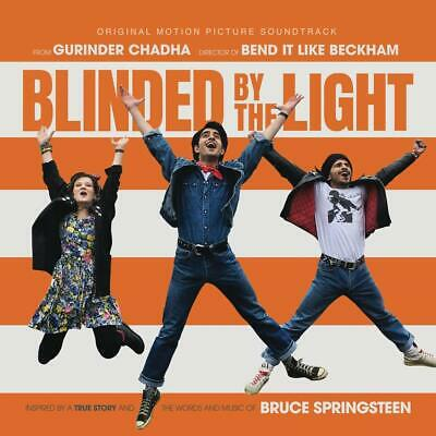 Bruce Springsteen Blinded By The Light Soundtrack New CD Album Greatest Hits