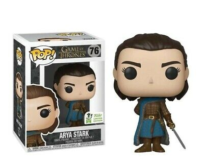 Funko pop game of thrones arya stark figura vinilo figure juego de tronos