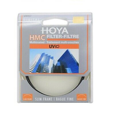 HOYA HMC UV(C)37_40.5_43_46_49_52_55_58_62_67_72_77_82mm Slim Camera Lens Filter