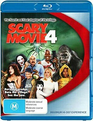 Scary Movie 4 - DVD  HCVG The Cheap Fast Free Post