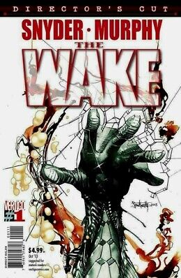 The Wake Directors Cut #1 (NM) `13 Snyder/ Murphy