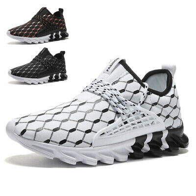 Running Shoes Jogging Gym Tennis Athletic Trail Runner Casual Sneakers for Men