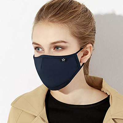 3 layers Size M for women 02 boxes of Kissy Anti POLLUTION MASK Fibre Filter