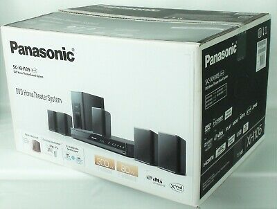 Panasonic SC-XH105 5.1 Channel 300W Home Theater System