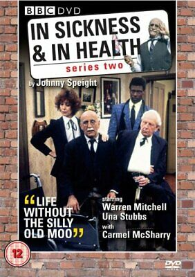 In Sickness & In Health - Series 2 [DVD] - DVD  VILN The Cheap Fast Free Post