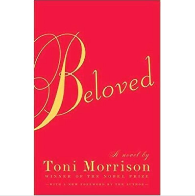 Beloved By Toni Morrison 2004 : INSTANT Delivery