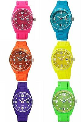 Adidas Brisbane Collection Unisex Watch With Silicone Band