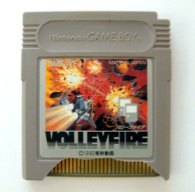 Rare VOLLEYFIRE (JAP) Jeu / Game for Nintendo Game Boy, Gameboy Color, GBA