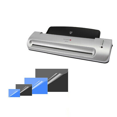 Starter Set Laminating Machine A396 with 100 Mixed Films