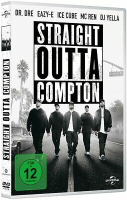 Straight Outta Compton  (DVD Video)