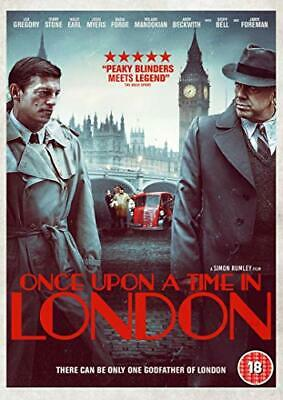 Once Upon a Time in London [DVD] - DVD  3CLN The Cheap Fast Free Post