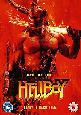 Hellboy [2019] New DVD / Free Delivery