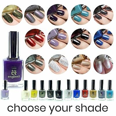 Quick Dry Nail Polish Varnish Glitter Pastel Single Bundle Sets 13 Colours 11ml
