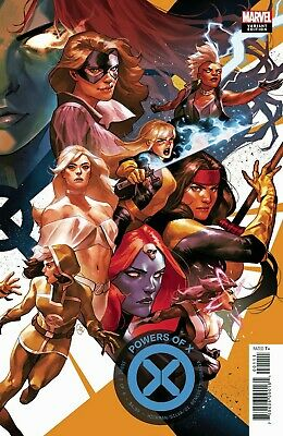 Powers Of X #2 (Of 6) Putri Connecting Variant Pre-Sale 8/14/19 NM