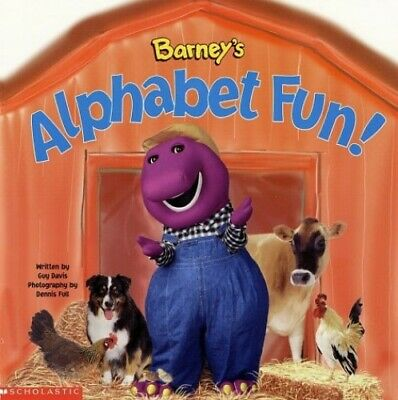 BARNEY 4 NEW DVDs ABC's, Can You Sing That Song, Jungle