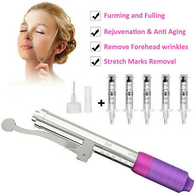 0.3ml Noninvasive Nebulizer Micro Hyaluronic Acid Injection Pen Anti Aging HOT