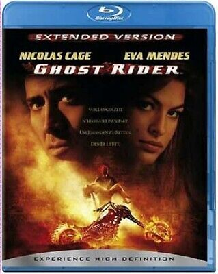 Ghost Rider  (Blu-ray Video)