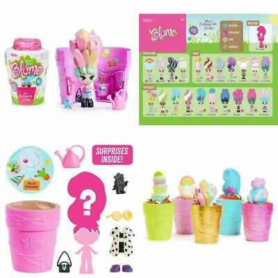 Skyrocket Blume Doll - Add Water and See Who Grows