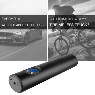 Car Wireless Inflatable Pump 12V Portable Car Air Pumps Electric Tire Inflator