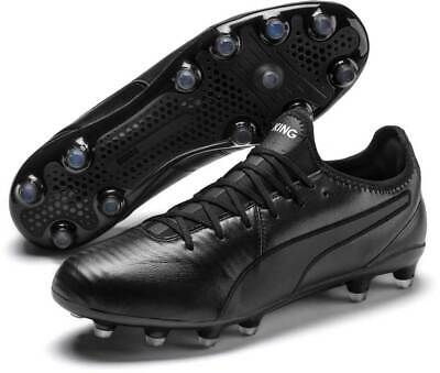 Puma king pro firm ground 17011501 scarpe da calcio nere