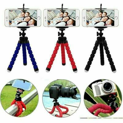 Universal Mini Flexible Stand Octopus Tripod Mount Stand Bracket for Smart Phone