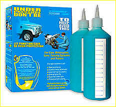 Puncturesafe Tyre Sealant cars motorcycles Double Kit