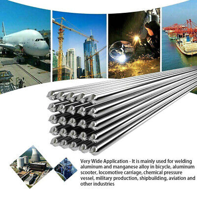 1/5/10x Low Temperature Easy Melt Welding Aluminum Rods High Quality