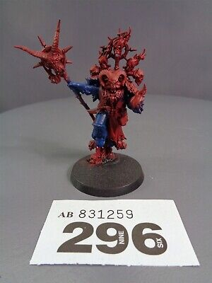 Warhammer 40,000 Chaos Space Marines Daemonkin Master of Possession 296