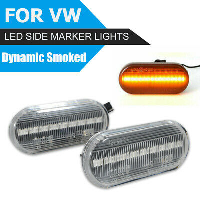 For Vw Transporter T5 & T5.1 Led Side Marker Lights Repeaters Turn Signal Lamp
