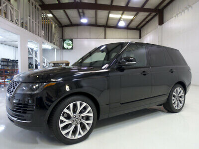 2018 Land Rover Range Rover 5.0 Supercharged V8 | Cannot be told from new 2018 Land Rover Range Rover 5.0 Supercharged V8 | One executive owner