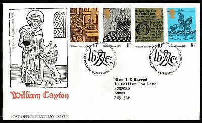 GB First Day Covers 1974-1988. Philatelic Bureau. Fine Cond. Pick your own.