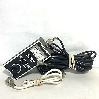 Olson CB-067 FWD REF Antenna Transmitter Japan Used