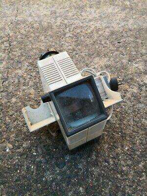 cute retro slide projector