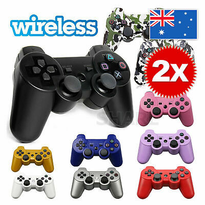 DualShock 3 Wireless Bluetooth Game Controller Gamepad for PS3 Sony PlaySation 3