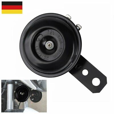 Universal 150DB Super laut Motorrad Motorcycle Hupe Horn Signalhorn Trompete 12V