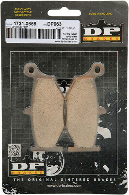 DP Sintered HH Front Or Rear Brake Pads DP963