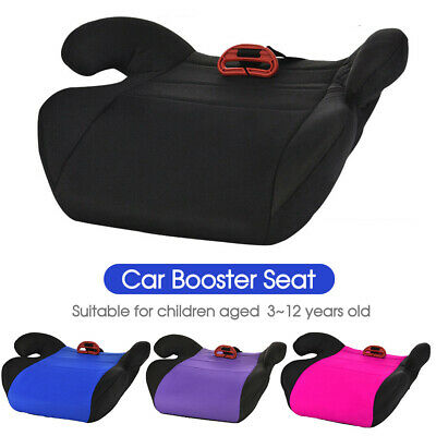 Sturdy Car Booster Children Seat Chair Cushion Pad For Toddler Child Kids Baby