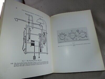 Weight Driven Chamber Clocks, Edwardes, 1st edition 1965