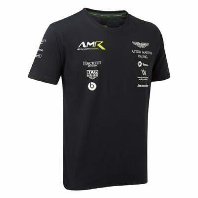 Aston Martin Racing Team Mens T-shirt