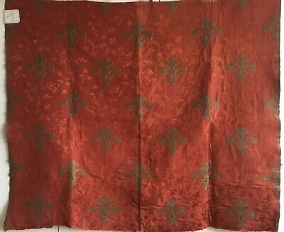 Beautiful Unusual French Late 19th Early 20th C. Woven Tapestry  (2826)