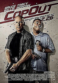 Cop Out [Blu-ray] [2010] - DVD  Like New  Fast Free Post