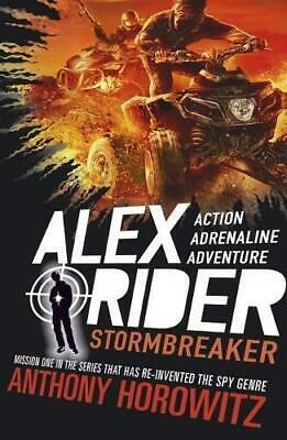 Stormbreaker by Anthony Horowitz Paperback NEW Book