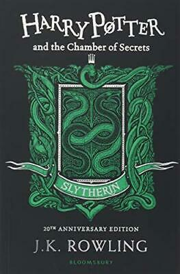 Harry Potter and the Chamber of Secrets - Slytherin Edition by J.K. Rowling Pape
