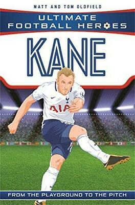Kane Ultimate Football Heroes - Collect Them All! by Matt Oldfield Paperback NEW