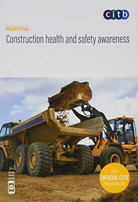 Construction health and safety awareness 2019 Paperback NEW Book