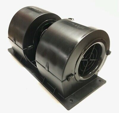 One new MCC 15-1556 double blower assembly 24V