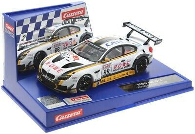 Carrera Digital 132 30871 BMW M6 GT3 Rowe Racing